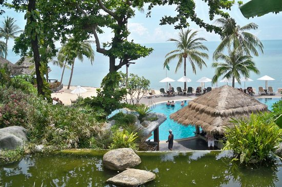 Nora Beach Resort and Spa: Pool & Beach