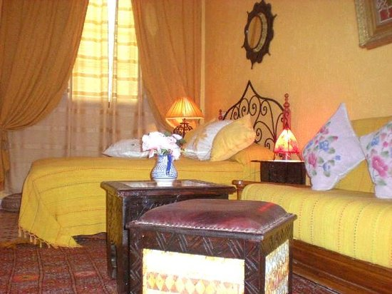 Riad Atika Meknes: Suite Walili