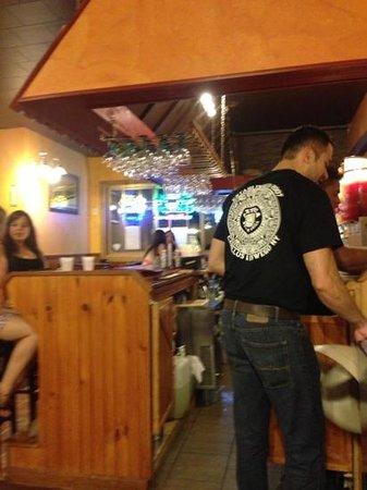 Azteca Mexican Restaurant: margarita night