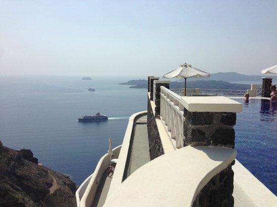 Petit Palace Suites Hotel: View
