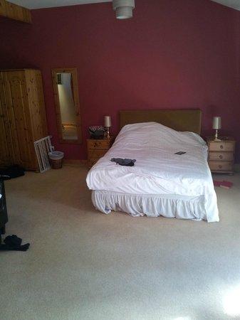 Wildside Highland Lodges: Glenmorangie Lodge - Master Bedroom