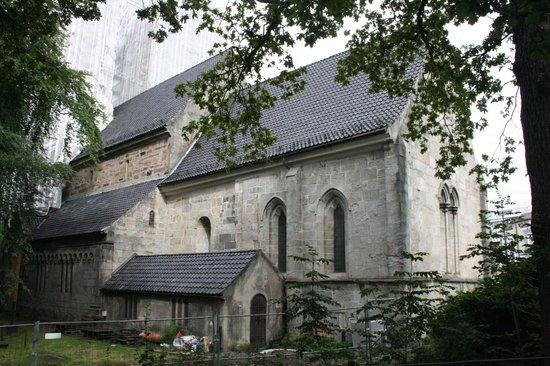 St. Mary Church: c