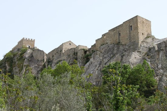 Castello Di Sperlinga