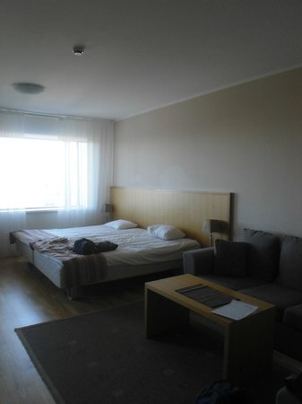 Adelle Apartments: Our room