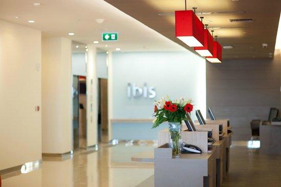 Ibis Bangkok Siam: Lobby