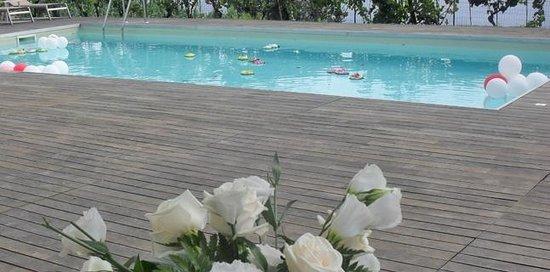 Hotel Oroverde : piscina