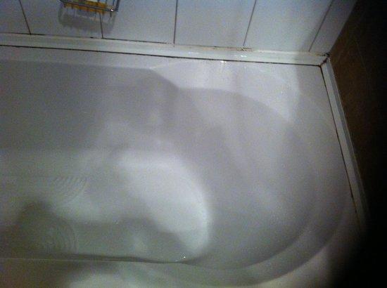 โรงแรมเอ็กเซกคิวทีฟ: Salle de bain