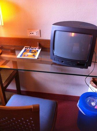 โรงแรมเอ็กเซกคิวทีฟ: Chambre