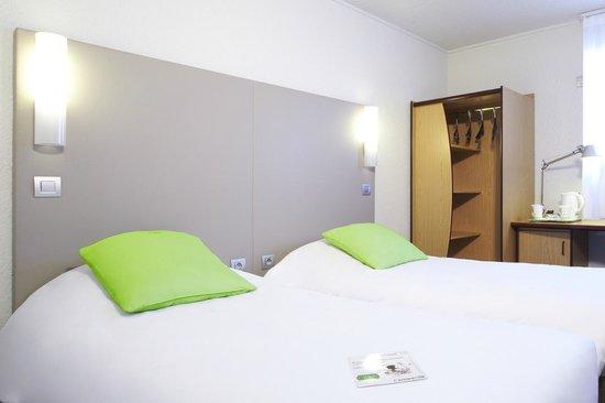 Campanile Paris Ouest - Gennevilliers Port: Bedroom