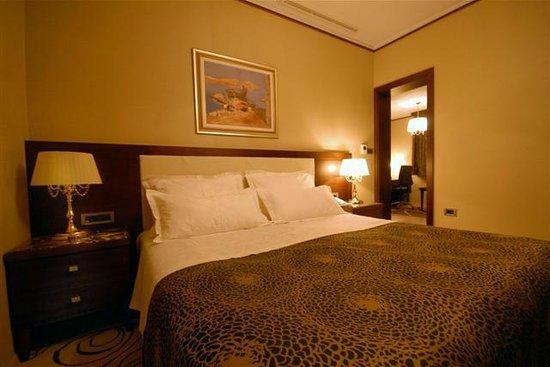 Villa lovorka has 3 bead rooms