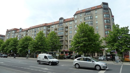 Apartments am Brandenburger Tor: Appartementencomplex 'Am Brandenburger Tor'