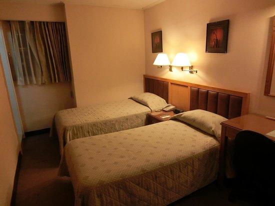 First Hotel: 1