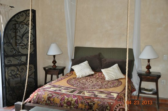 Hacienda Las Animas: Room