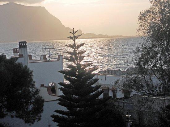 B&B Sul Mare : panorama
