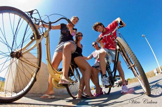 B&B Sul Mare : bici a  disposizione
