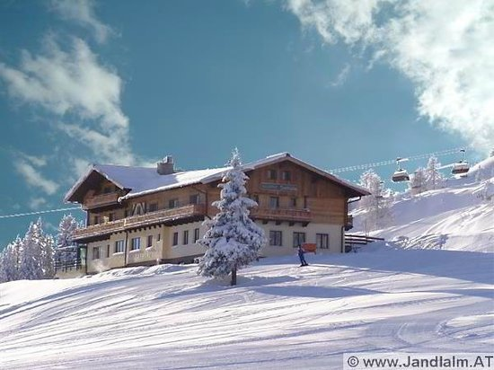 Gasthof Jandlalm: Winter