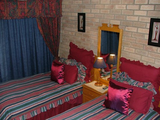 Villa Majestic: Self Catering Villa - Twin/Double bed bedroom