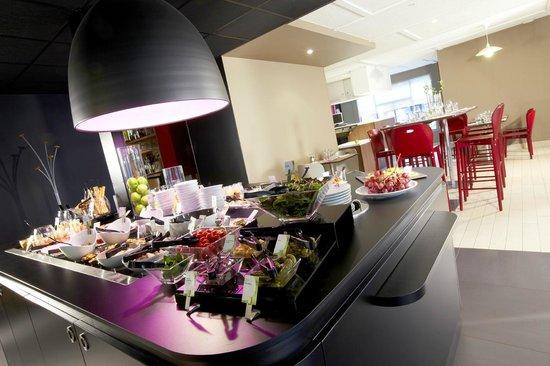 Campanile Lille Est - Villeneuve D'Ascq : Restaurant