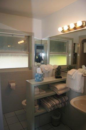 Suite Dreams Inn: la salle de bain