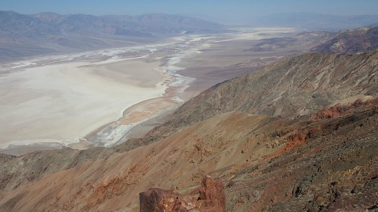 All Las Vegas Tours Inc.: Death Valley - Dante's view