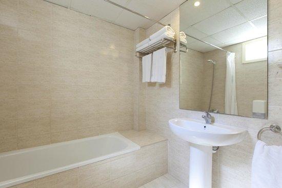 Playas Arenal: Bathroom
