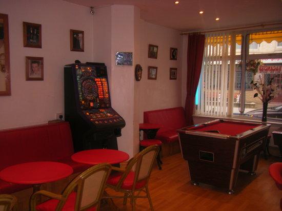 Fairhaven Hotel: Bar
