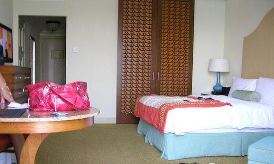 Atlantis, The Palm: room on Executive floor