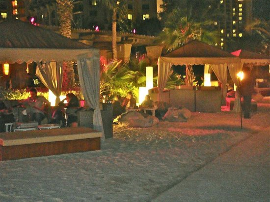 Atlantis, The Palm: lovely place on the beach area