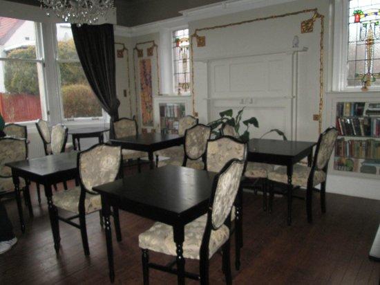 Boreland Lodge Hotel: comedor muy lindo
