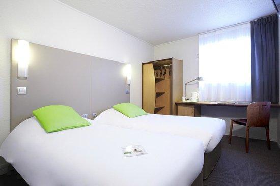 Campanile Villejuif: Bedroom