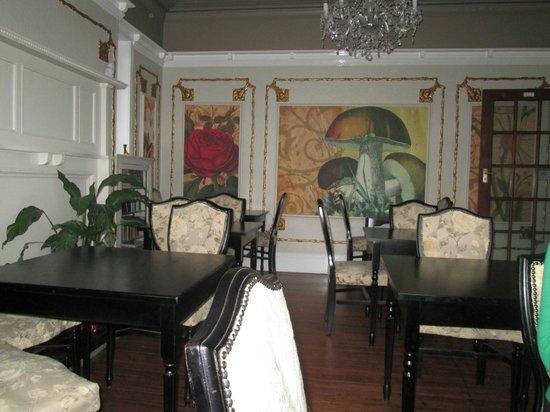 Boreland Lodge Hotel: para desayunar