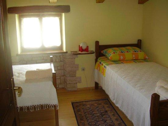 Prkacini, Croácia: Room 2