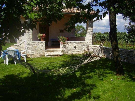 Prkacini, Chorwacja: Garden