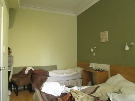 Boreland Lodge Hotel: habitaciòn triple