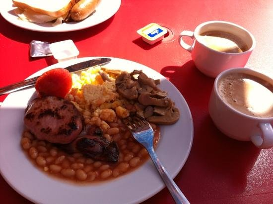 Inter2Salou : English buffet