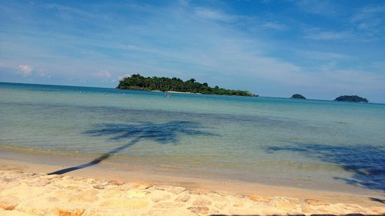 Sea View Resort & Spa Koh Chang: beautiful view