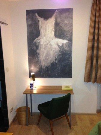 Auberge Frankenbourg: chambre