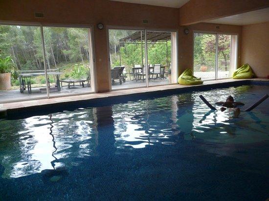 La Desirade: The piscine