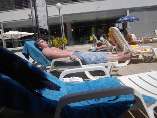 MedPlaya Hotel Esmeraldas: Pool