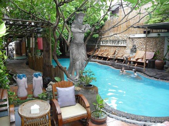 Villa Cha-Cha Banglumphu: autre vue