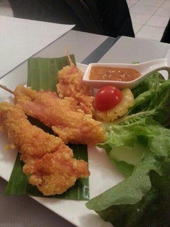 Tuk Tuk Thai: Satay Gai