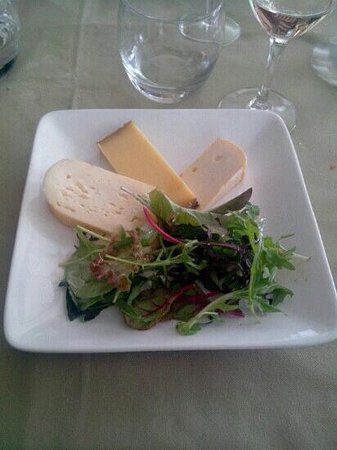 Les Aromes : fromages