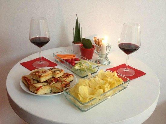 Il Pignolo: L'aperitivo