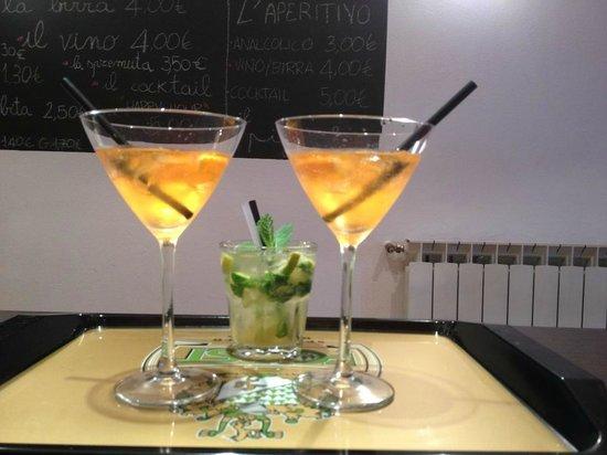 Il Pignolo: Cocktail