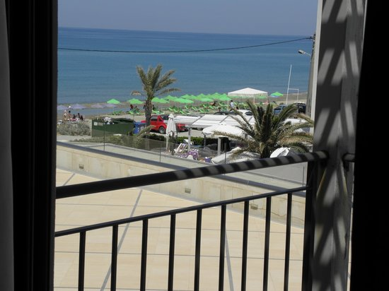 SENTIDO Aegean Pearl: VIEW FROM ROOM