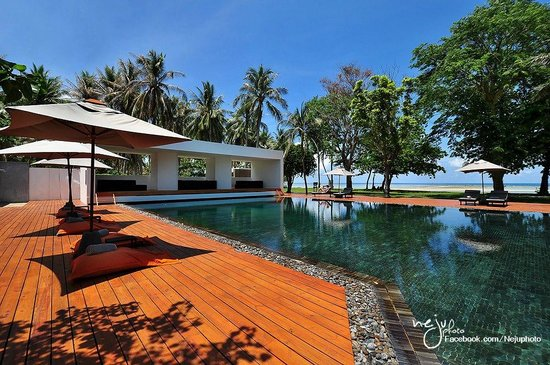 X2 Koh Samui Resort - All Spa Inclusive: Pool @X2 Samui