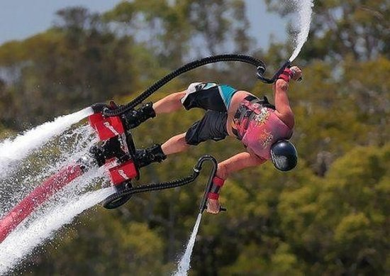 Sunshine Coast Flyboard X-perience: Soaring high