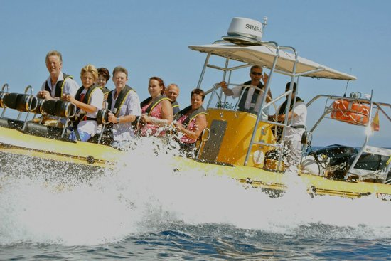 Waverider Lanzarote- Day Tours : the most fun possible in puerto del carmen