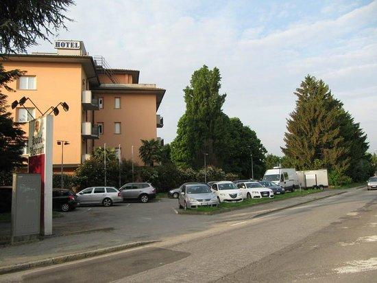 Hotel Visconti: Vista 2