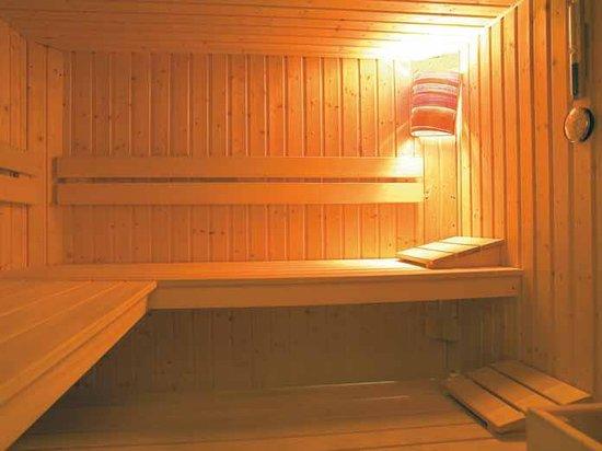 GjCamp : sauna gj camp